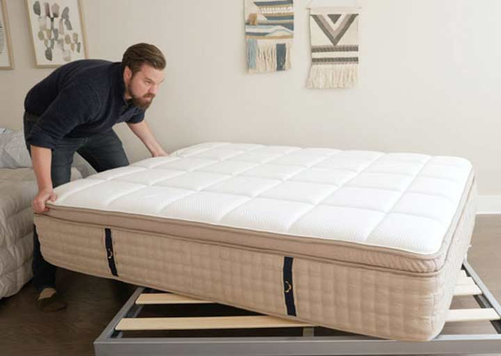 Rotate your mattress
